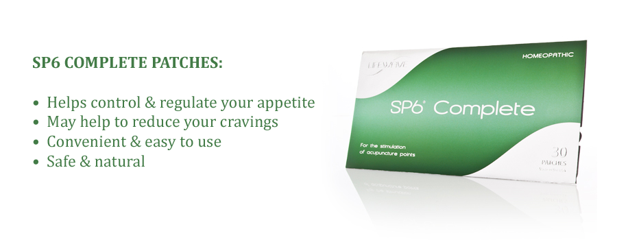 SP6 Complete Patches - Helping You To Loose Weight
