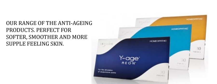 Range Of Anti-Ageing Y-Age Products